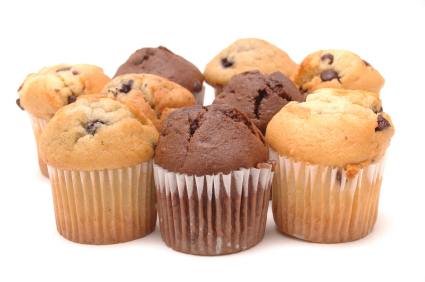 Bake mix muffin analysis with the RVA
